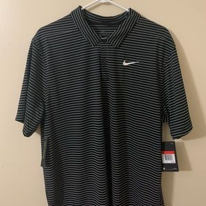 NEW WITH TAGS Nike men's polo, size L